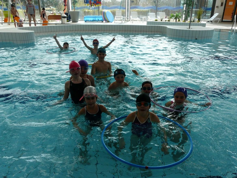 Session piscine ecole primaire notre dame du voeu for Piscine hennebont