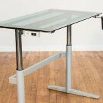 Rebel Desk - Adjustable Height Computer Desk