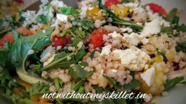 I love feta and find many ways to use it!