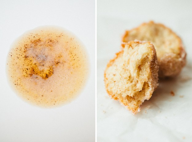 Brown Butter Donut Holes - Not Without Salt