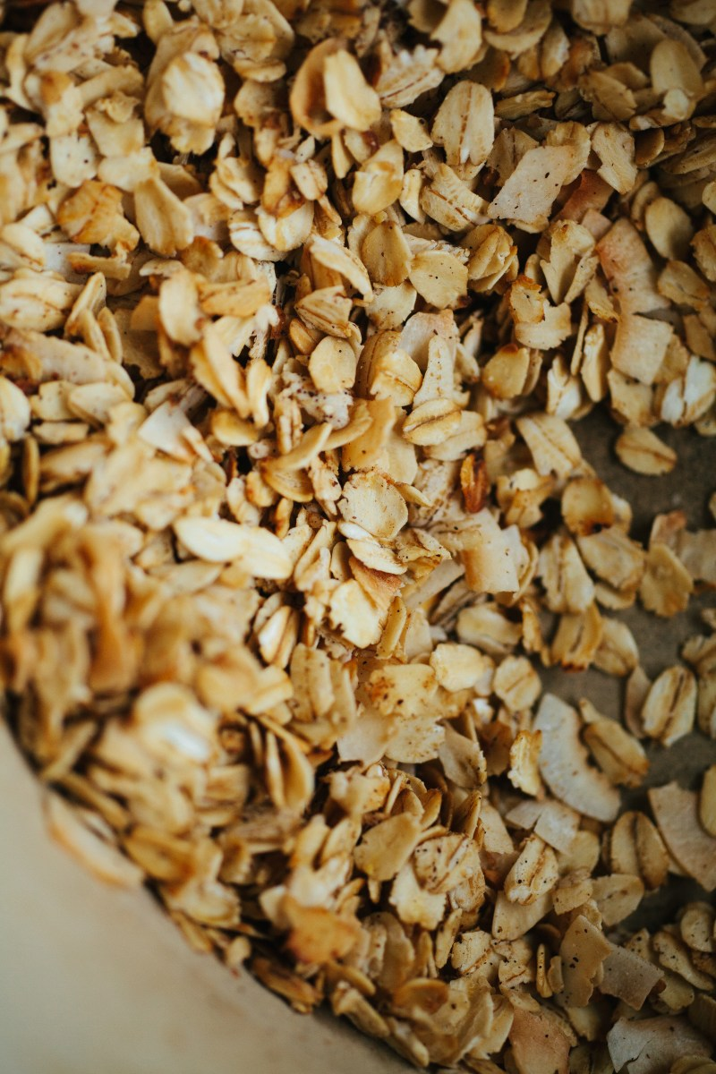 Toasty Oats with Coconut // Not Without Salt