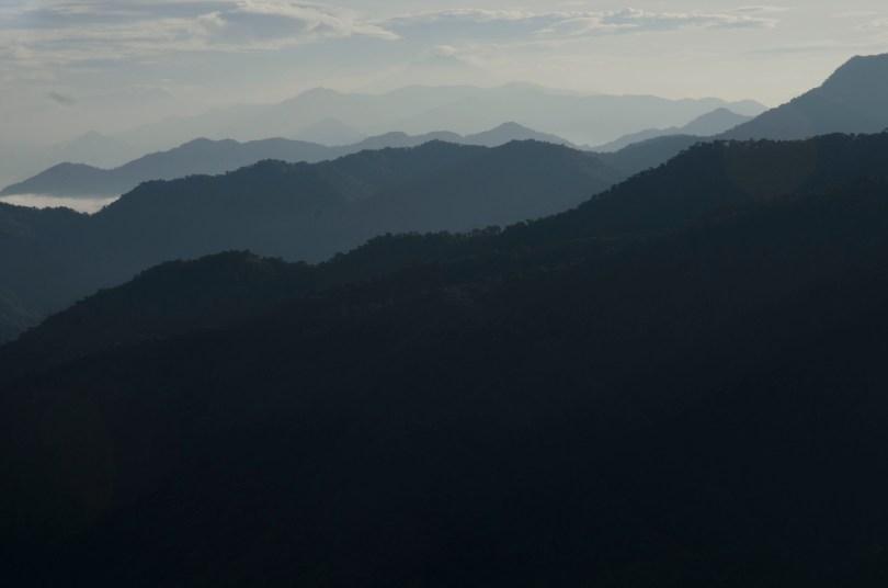The Andes or La Cordillera Andina.