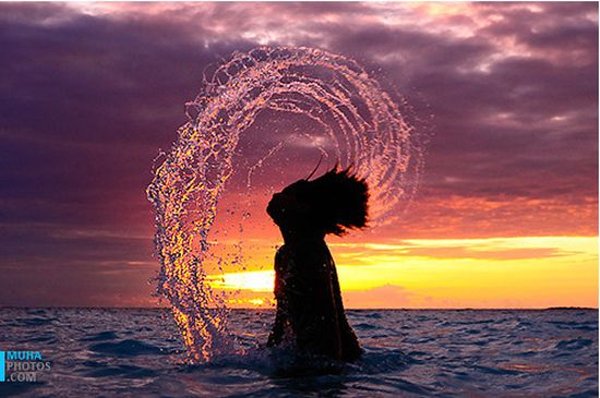 Girl With Balloons Wallpaper 50 High Quality Examples Of Silhouette Photography Noupe