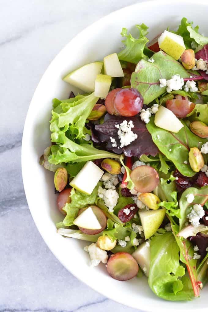 Copycat Cosi Signature Salad