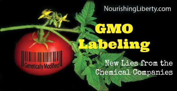 GMO Labeling: Chemical companies propose voluntary labeling laws