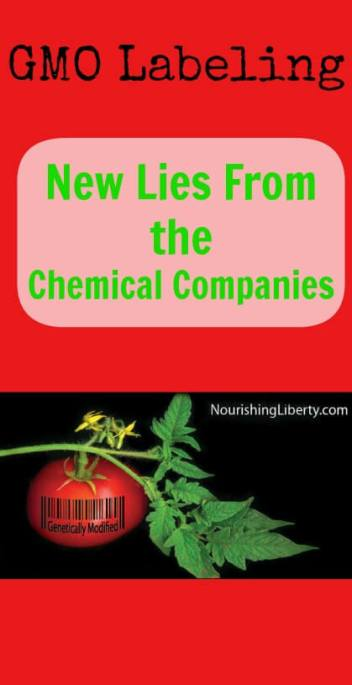 Chemical Companies try to take control of the labeling debate by proposing voluntary labeling laws