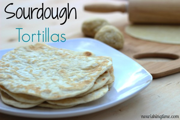 Sourdough Tortilla