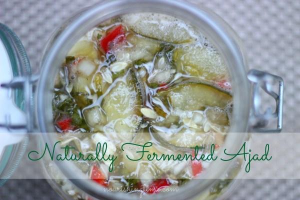 Ajad - Thai Cucumber Relish