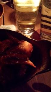 Brave Horse Tavern, Seattle WA, Spicy Chicken Wings
