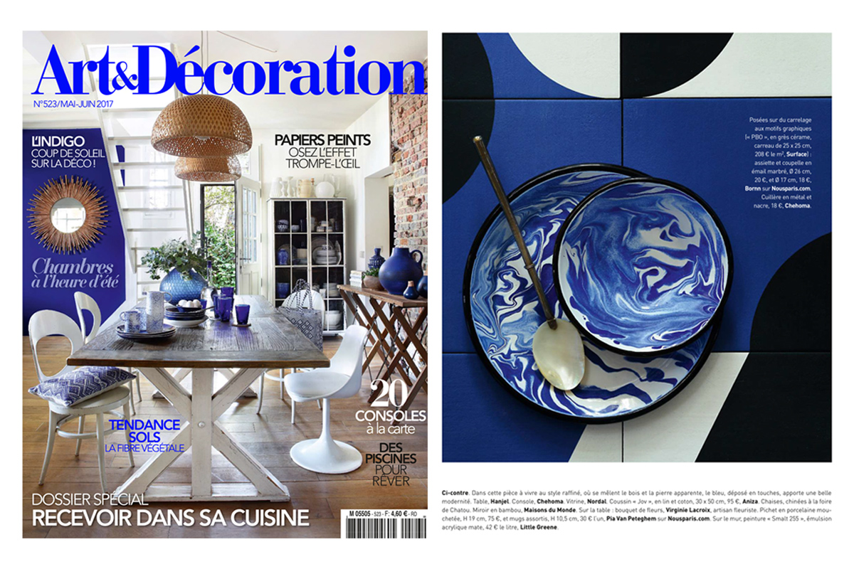 Art Et Decoration Cuisine Press Nous
