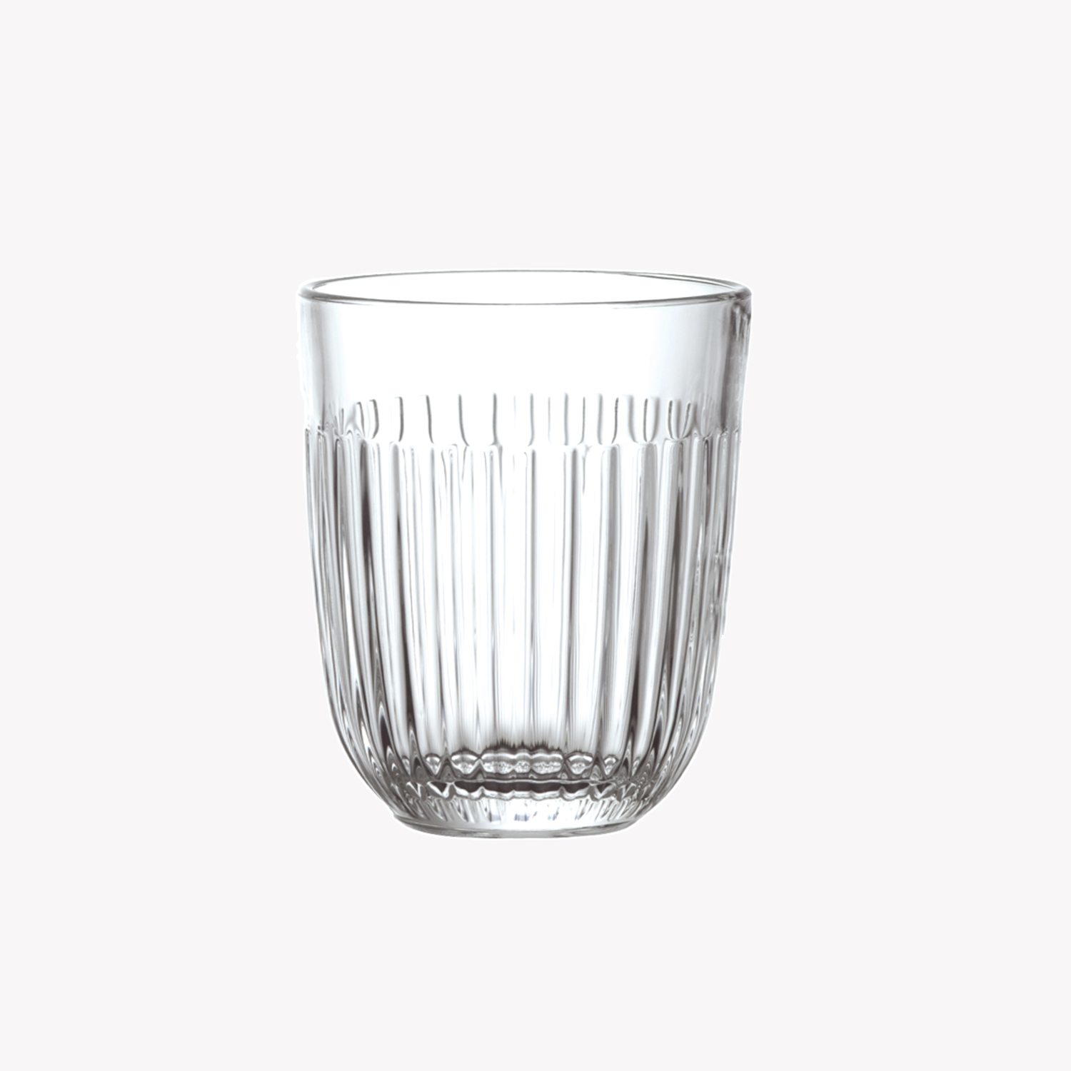 Verre The Tumbler Glass Ouessant Height 9 5cm Transparent