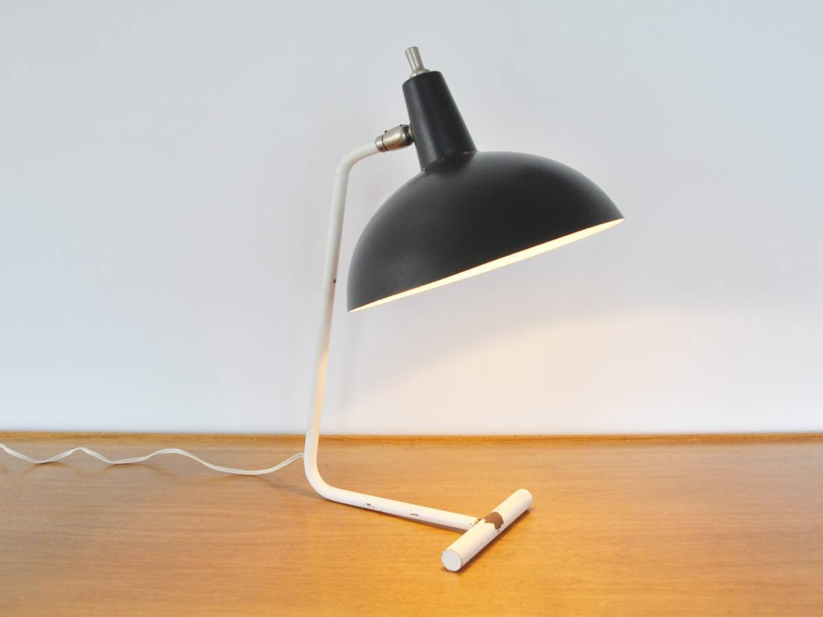 Bureaulamp Anvia Model 6019 Desk Lamp By Anvia Almelo Novac Vintage