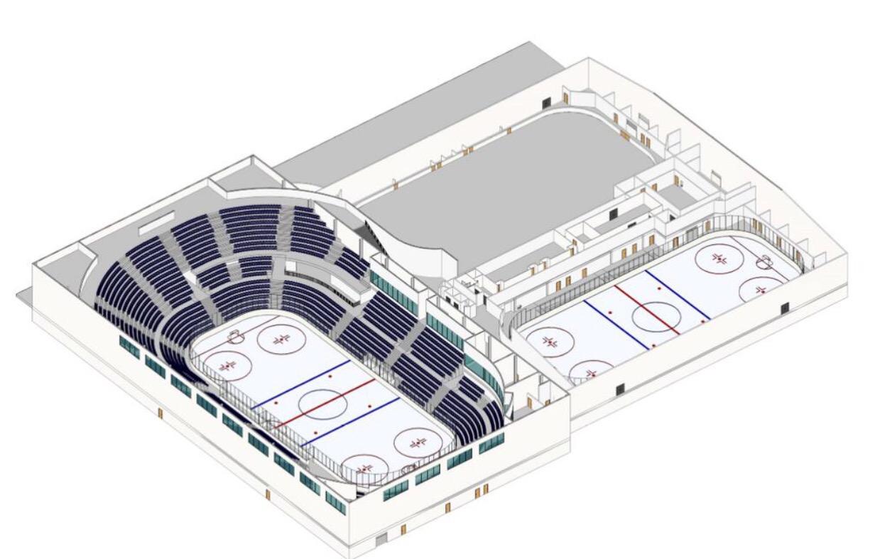 New Skating Mega Facility For Nova Future Headquarters
