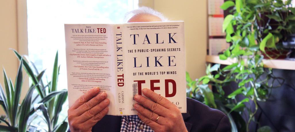Book Review Talk Like TED - Nova Creative