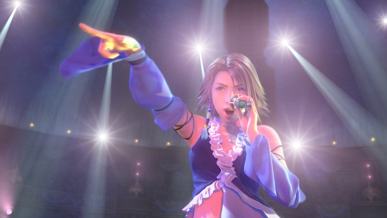 X X 2 Final Fantasy X X 2 Hd Remaster Prepares For Launch With New Media