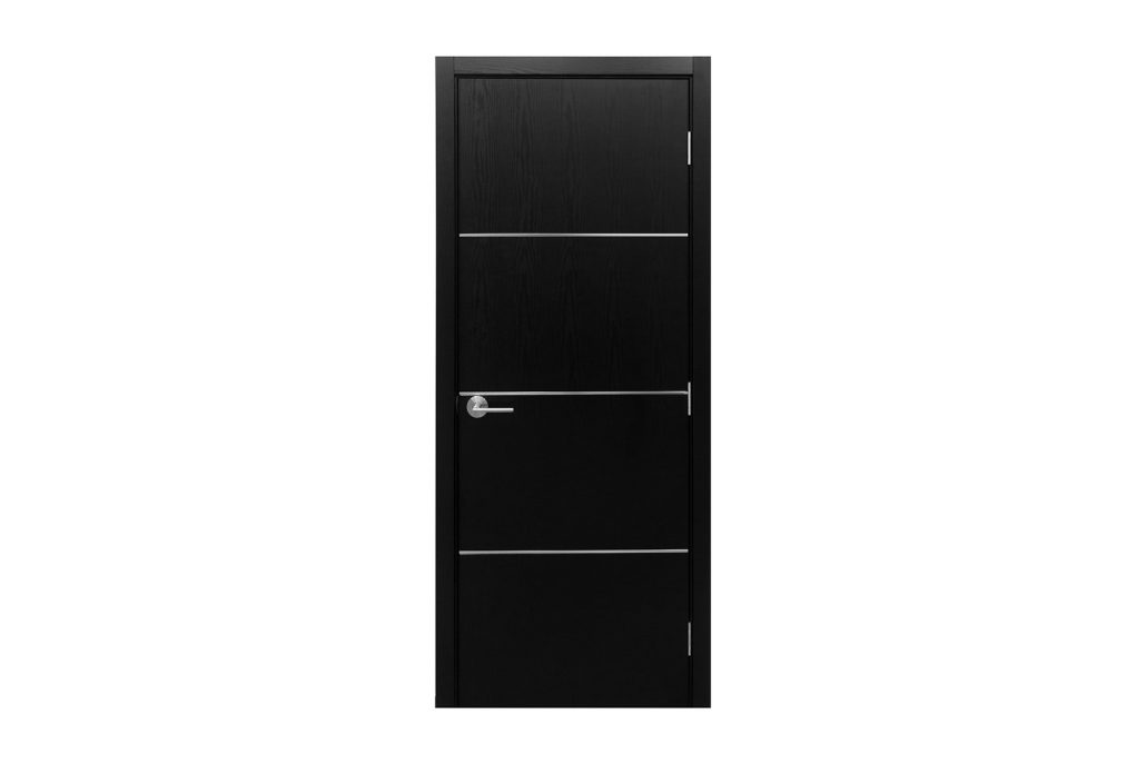 Interior Fire Doors Hg008 Interior Door Black Ash – Nova Interior Doors