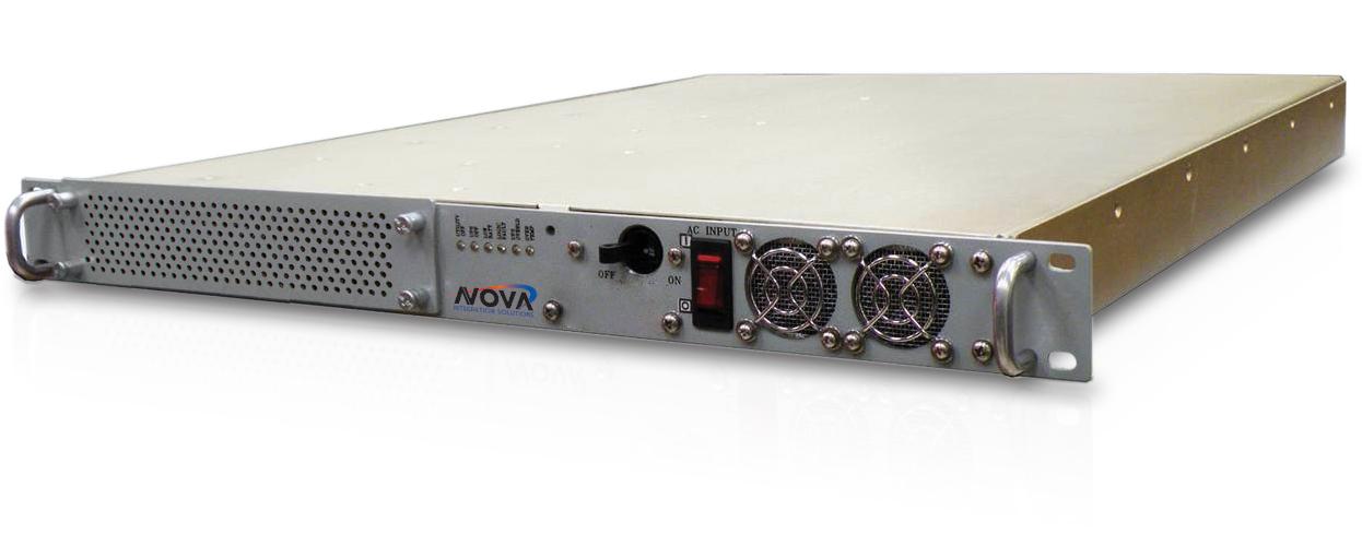 Model 4101 Military Grade 19 Rack Mount 1u Server