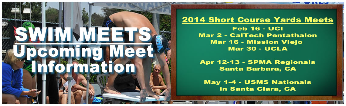 2014 Short Course Yards Masters Events