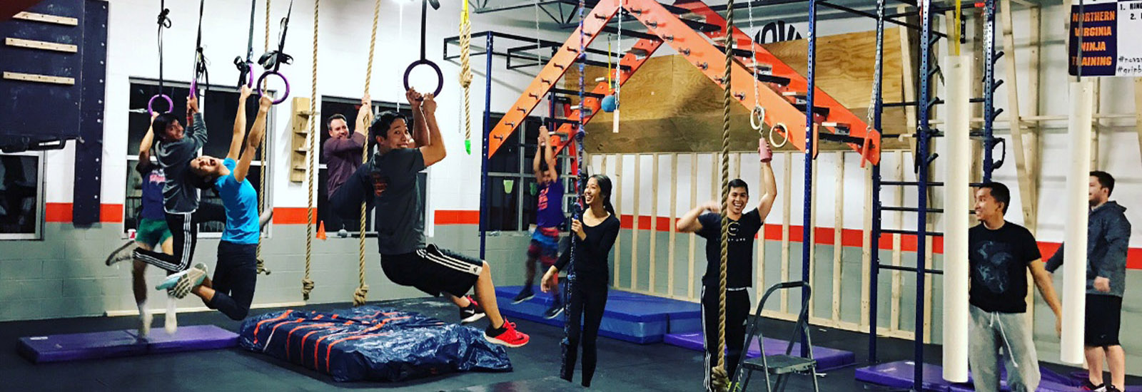 Garage Gym Warrior Northern Virginia Ninja A Loudoun County Based Ninja Warrior Gym