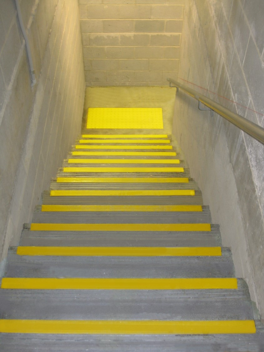 Concrete Flooring Economical & Compliant Stair Nosing | Perth Stocked