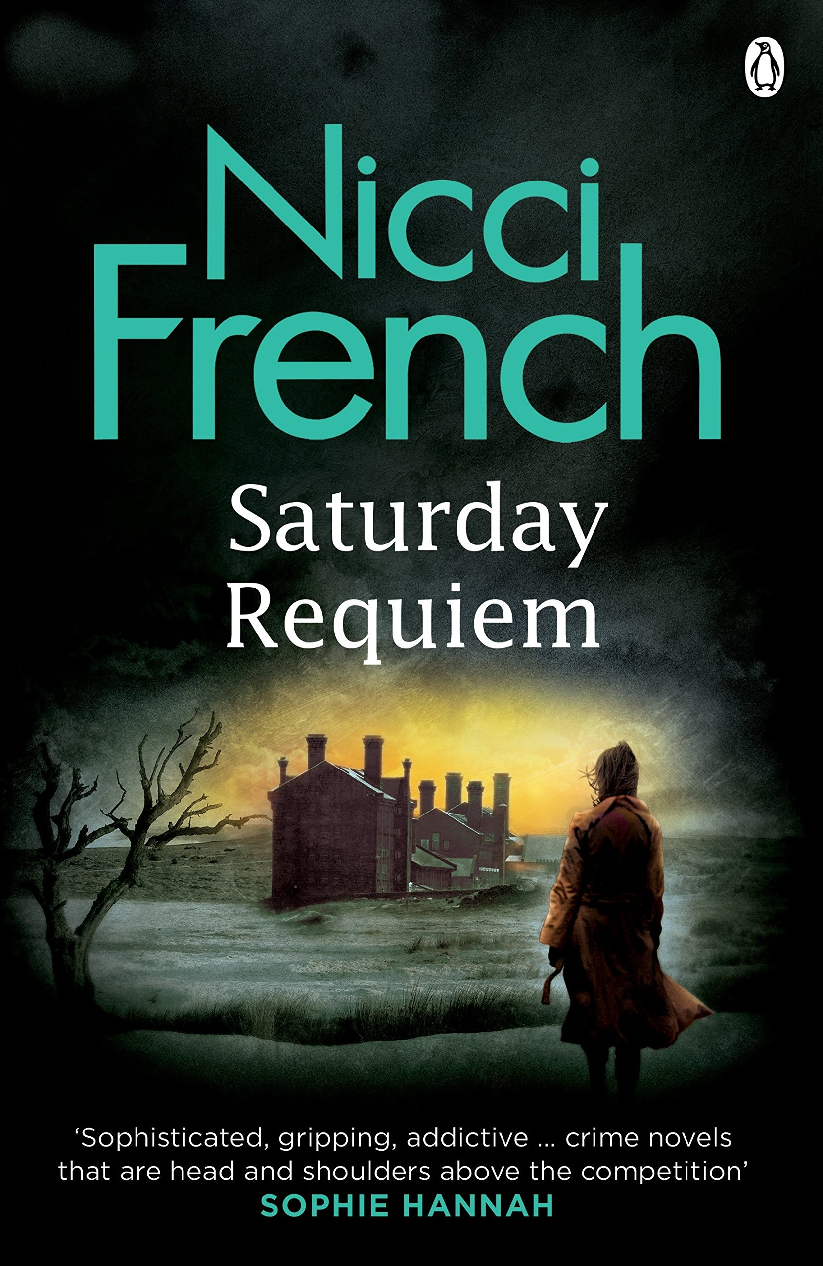 Frieda Klein Saturday Requiem Nicci French Novel Heights