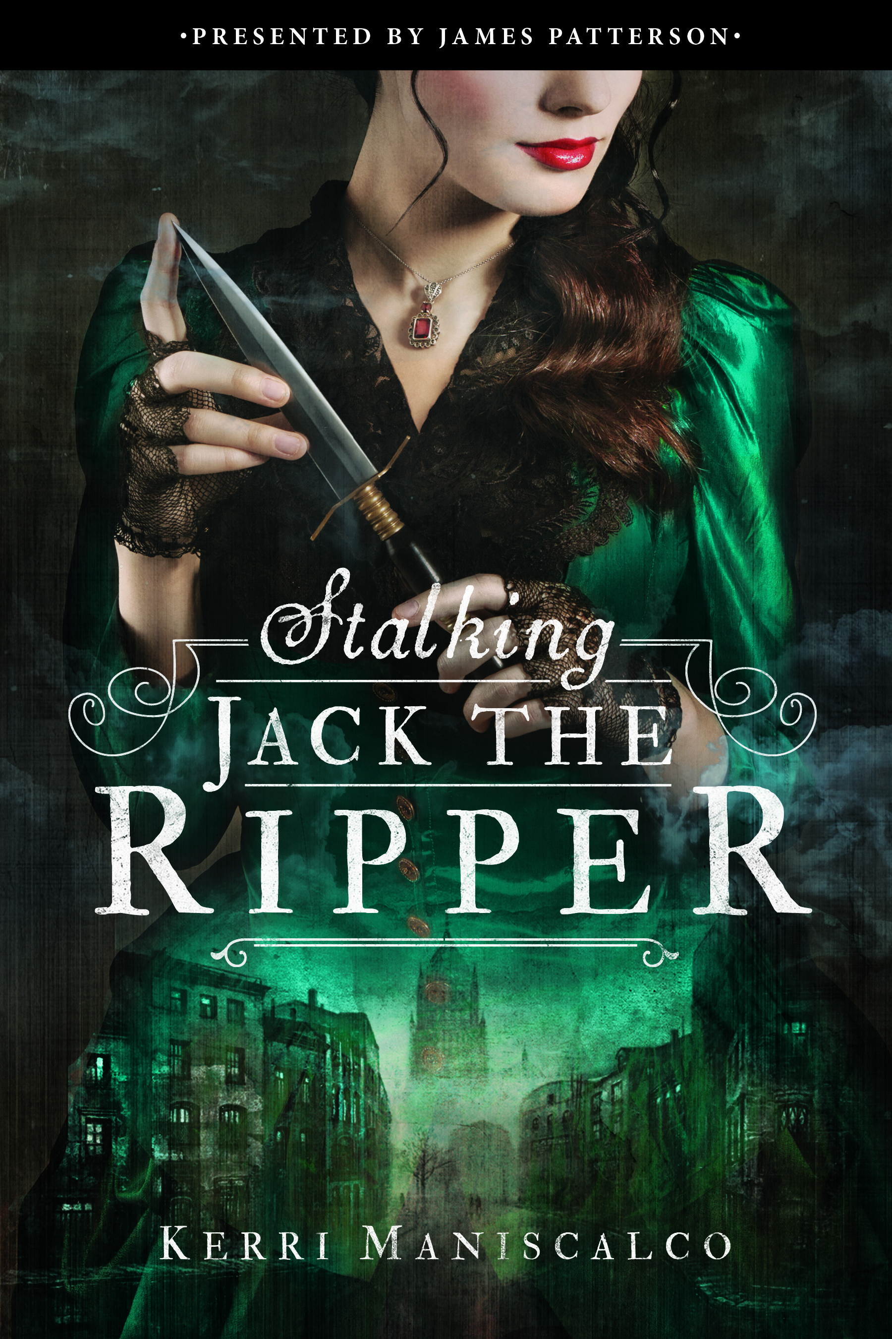 Blog Tour Review – Stalking Jack the Ripper by Kerri Maniscalco