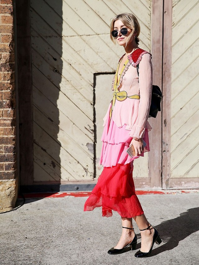 Fashion Week Street Style Around The World Novella