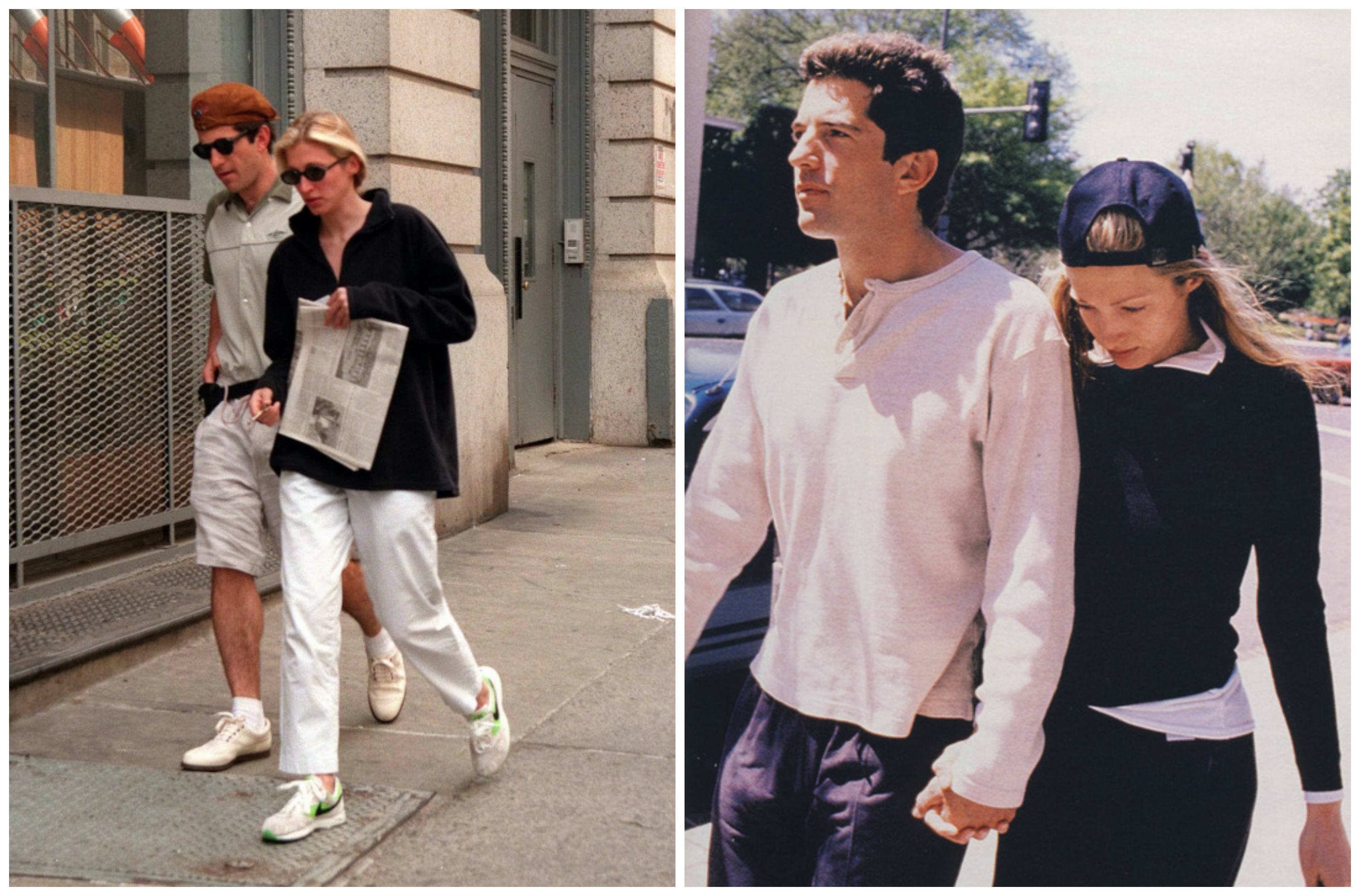 Icons of Style: Carolyn Bessette-Kennedy