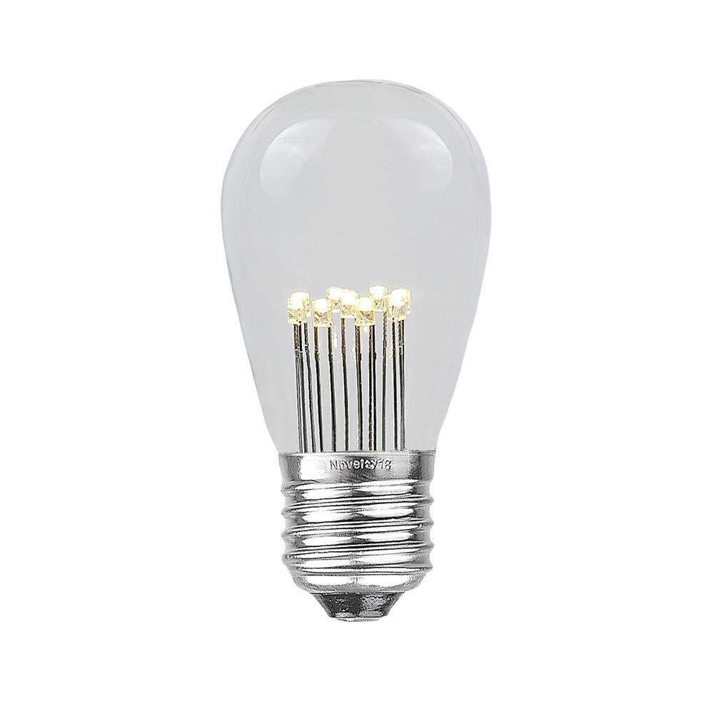 Led White Led S14 Led Bulbs Novelty Lights Inc