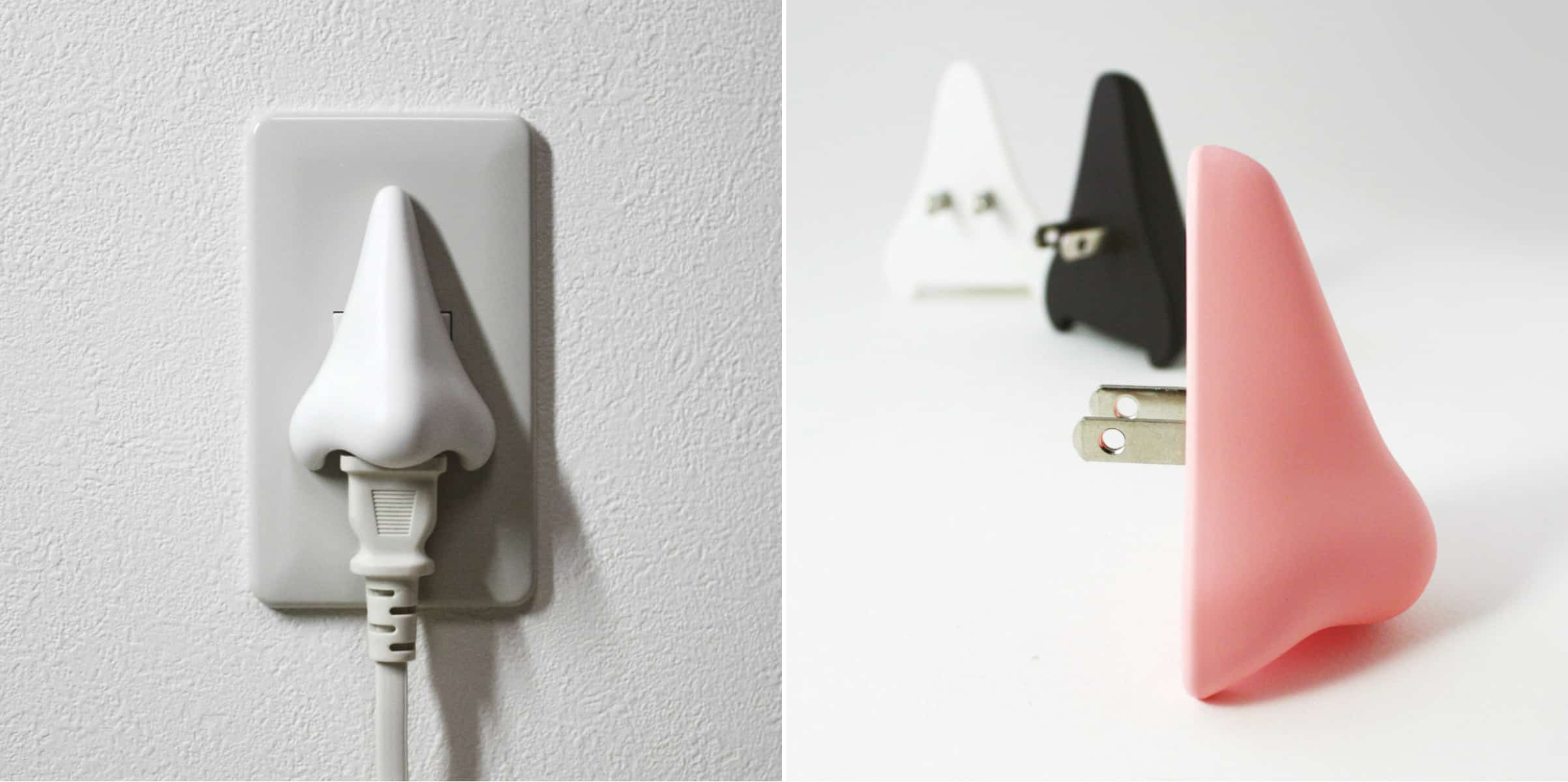 Cool Electrical Outlets Hanaga Tap Nose Power Outlet Cool Stuff To Buy Noveltystreet