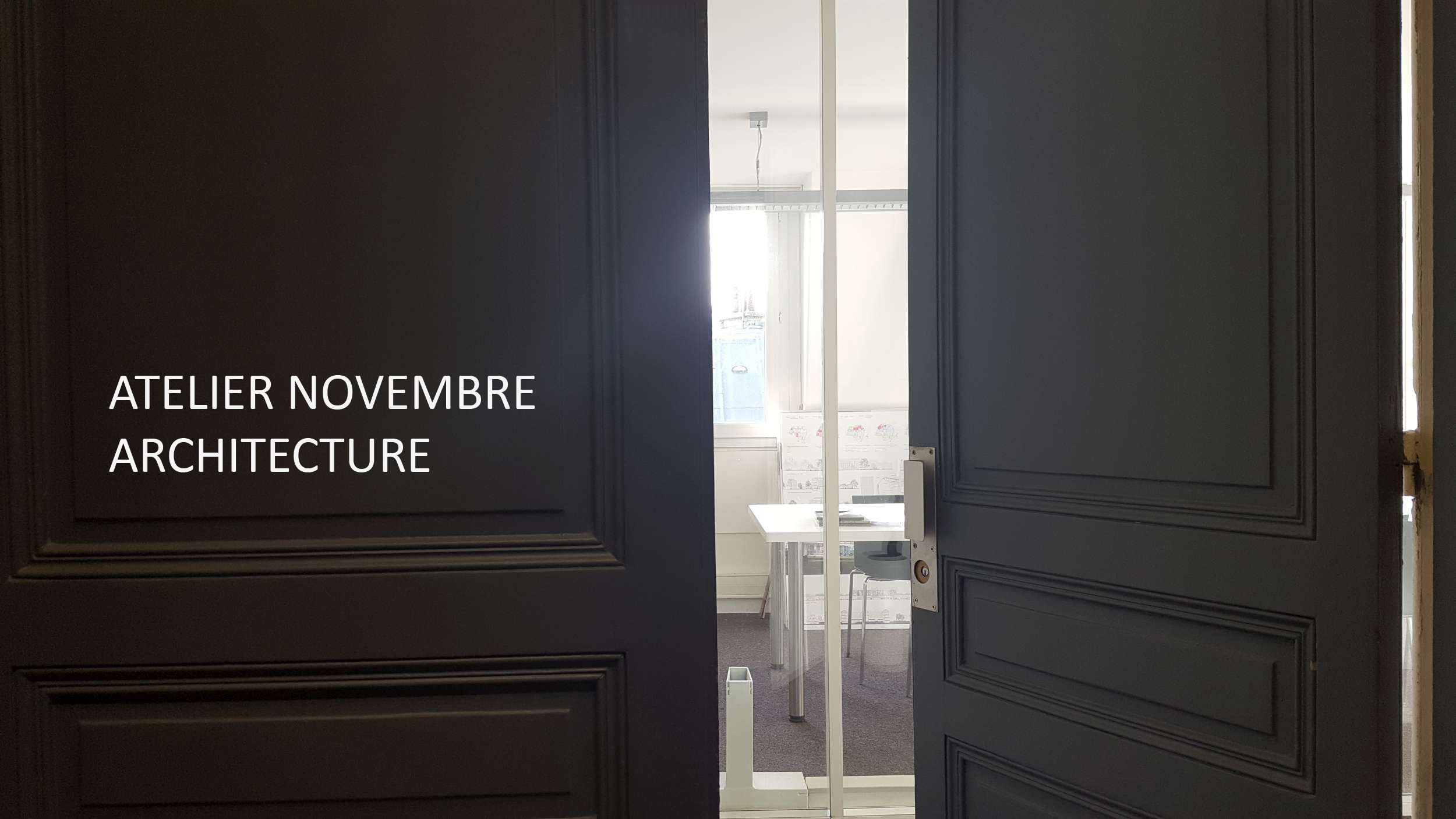 Architecte Paris 10 Atelier Novembre Architecture
