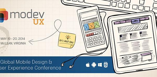 MoDev UX Conference in DC