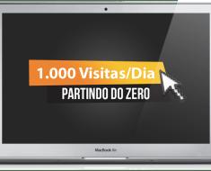 Curso 1000 visitas por dia partindo do zero