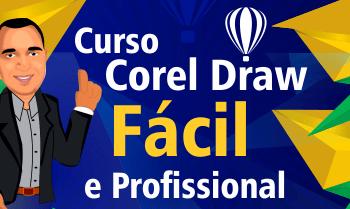 Curso Corel Draw Fácil e Profissional com Roberto Gazola