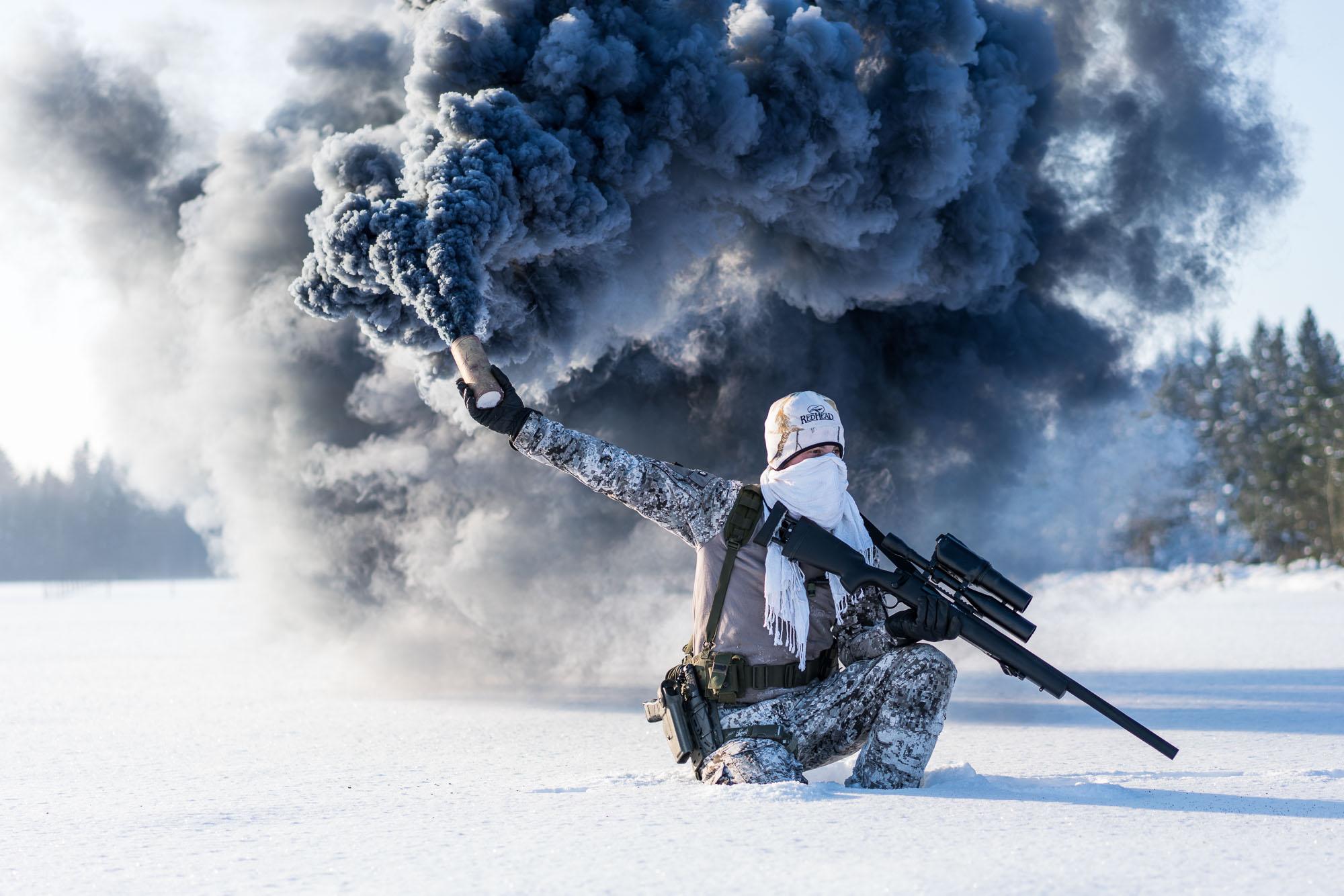 Very Best Hd Wallpapers Novritsch Ssg24 Airsoft Sniper Rifle