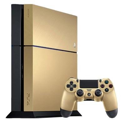 Buy PlayStation 4 Sony PlayStation 4 500GB Gold System Taco Bell Limited Edition | eStarland.com
