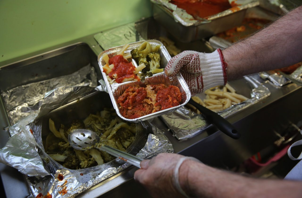 Meals On Wheels Aids Seniors Enduring Isolation Of Harsh