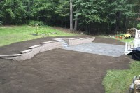 NH Stone Work - Retaining Walls | Nowak Landscape Construction