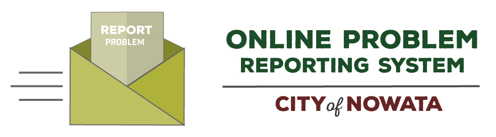 Report Problem - City of Nowata - problem report