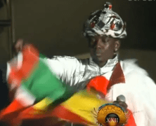 "Mr Killa ""Rolly Polly"" 2nd Place at International Power Soca Monarch Finals 2014"
