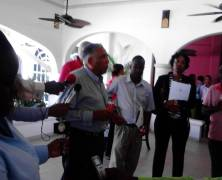 Media Workers Tour Spice Island Beach Resort
