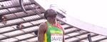 Kirani James prayer before race
