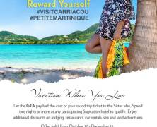 GTA Launches Staycation Promotion
