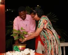 Grenada's 2014 Nutmeg Festival Opens