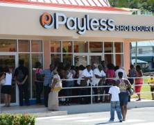 Payless ShoeSource Arrives