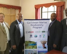 US$12.5 million Marine Biodiversity Program Launched in Carriacou