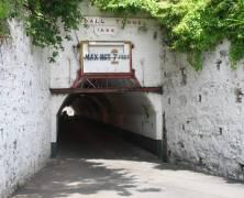 Temporary Closure:Sendall Tunnel