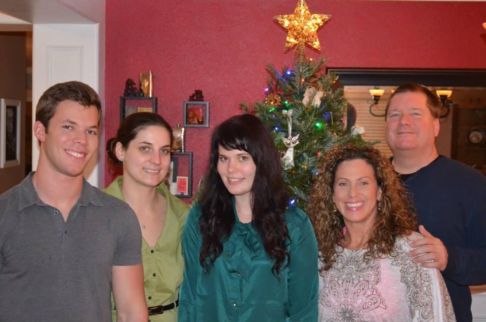My Family in 2013