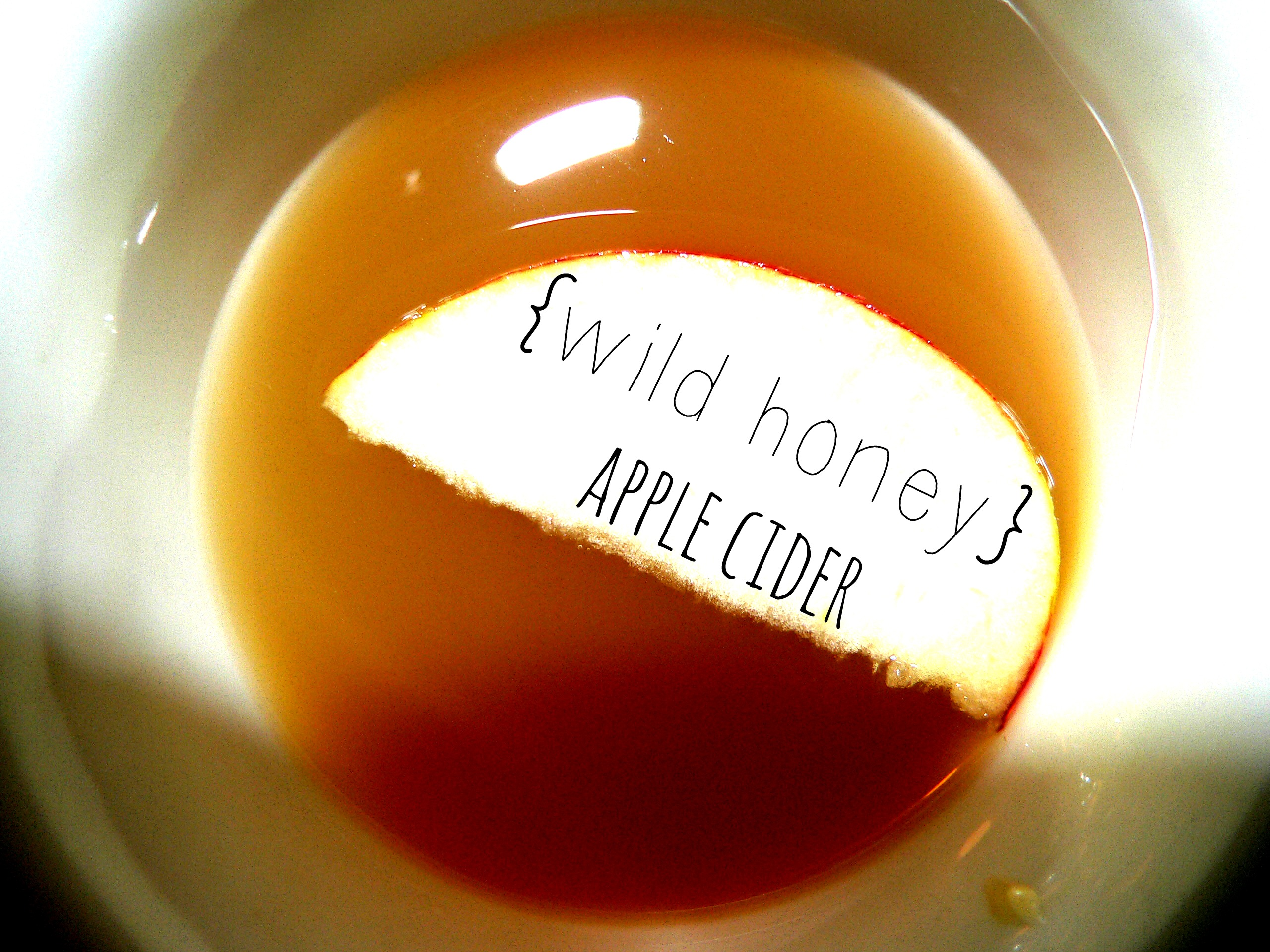 Was Ist Cidre Wild Honey Apple Cider Nowmatterhow