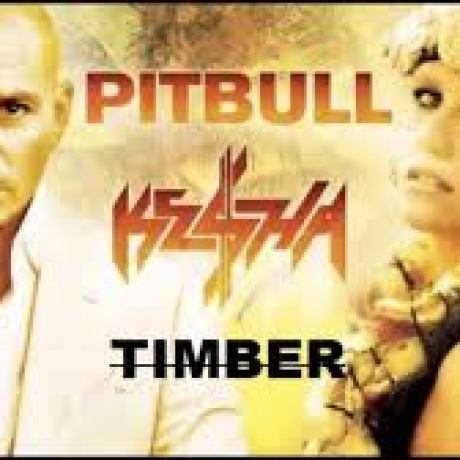 Ke$ha feat. Pitbull .- Timber